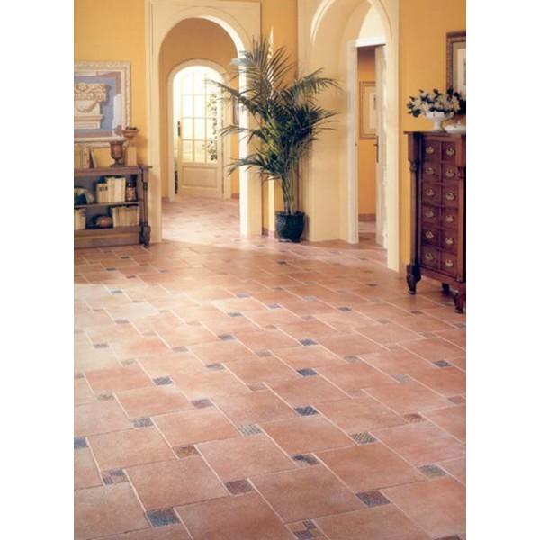 Tiles on floor