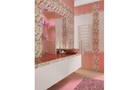 Плитка Рио розовый Golden Tile (Украина)
