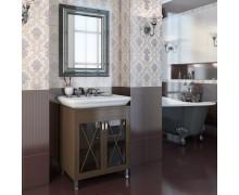 Плитка Эрмитаж коричневый Golden Tile (Украина)