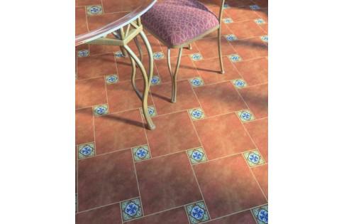 Плитка Анастасия напольная Golden Tile (Украина)