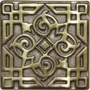 Kavarti - Orient металлическая плитка 50х50мм /52