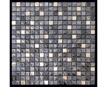 Плитка Mix Glass&Metall Mir Mosaic (Китай)