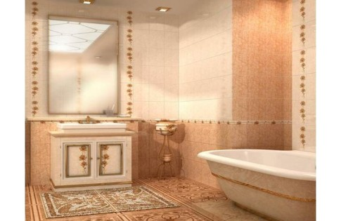 Плитка Каменный цветок Golden Tile (Украина)