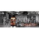 Fibra London Centro декор 25х60