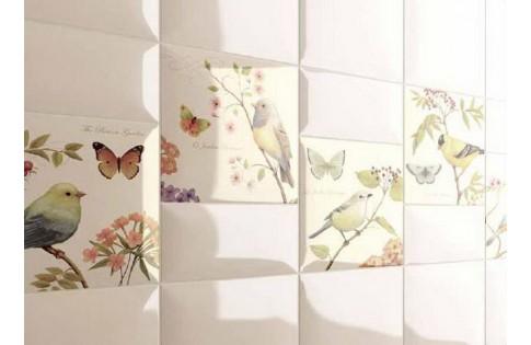 Плитка Essentials Botanic/birds Amadis Ceramica (Испания)