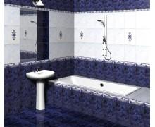 Плитка Урал синий Уралкерамика (Россия)