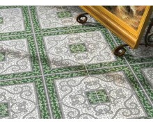 Плитка Византия зеленый Golden Tile (Украина)