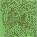 Тантра зеленый AD/B90/1221T
