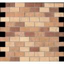 Mosaico Mattoncino Mix Light