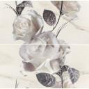 Carrara white Flower (из 2шт)
