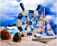 Плитка Арома яхта Беллеза/Belleza-Нефрит (Россия)