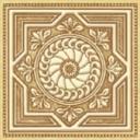Фрилайт Византия (бежевый) Вставка 7х7