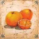 Гурман Декор апельсин (D-493) 16,5х16,5