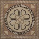 Фивы Плитка напольная декор (FIV111)