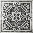 Plox Satined Black Silver 1386 Beni-Mamet
