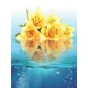 P2-2 Ocean flowers P2-2D240