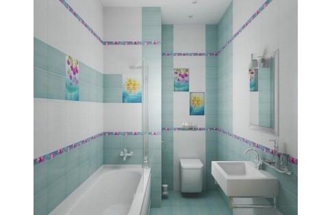 Плитка Ocean Flowers Муза Керамика (Россия)