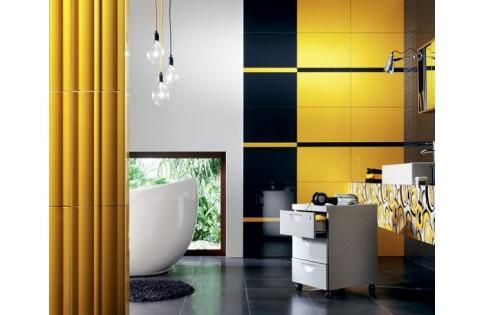 Плитка Colour Yellow Tubadzin (Польша)