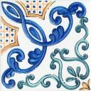 STG/A454/5232 Декор Капри майолика