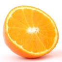 Толедо декор оранжевый Апельсин 14-00-35-140-2