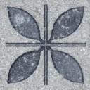 ST09/SG9118 Аллея серый 35х35