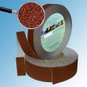 Противоскользящая абразивная лента «AntiSlipSystems» коричневый 25 мм