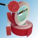 Противоскользящая абразивная лента «AntiSlipSystems» красный 25 мм