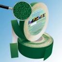 Противоскользящая абразивная лента «AntiSlipSystems» зелёный 25 мм