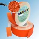 Противоскользящая абразивная лента «AntiSlipSystems» оранжевый 25 мм