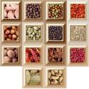 Decor Mix 14 pz Cube Warm Kitchen