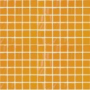 20010 Темари желто-красный светлый мозаика