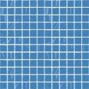 Темари синий мозаика 20013N