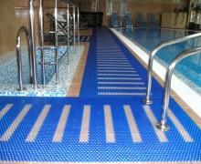 Противоскользящая лента AntiSlipSystems для бассейнов и саун