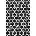 Плитка настенная Помпеи 1 тип 1 черный 27,5х40