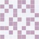Stripes Мозаика лиловый-серый