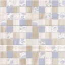 1932-0011 Тендер Марбл Мозаика Голубой 8х20