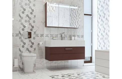 Плитка Каррарский мрамор (Carrara Marble) LB-Ceramics (Россия)