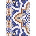 Плитка настенная Андалусия многоцветный низ 03 20х30