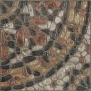 Керамогранит Менорка темно-коричневый 01 40х40