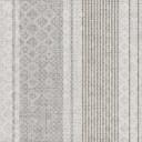 Керамогранит K945367 Текстиль Декор Белый 45х45