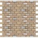 Мозаика SN110MLA Primacolore 15x30/300x300