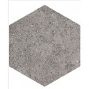 Керамогранит Hexagon Soft Anthracite 23*26