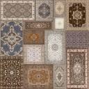 Carpet разноцвет  45x45 напольная