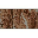 Декор Кристи коричневый (04-01-1-10-03-15-821-0) 25х50