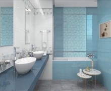 Плитка Sigma Perla Azul Ceramica Classic (Россия)