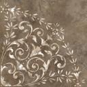 Керамогранит Монреаль 2Д коричневый (розон) 50х50