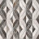 Bergamo Декор Геометрический Микс Теплая гамма K946629LPR 60x60