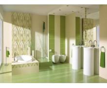 Carioca zefir-verde