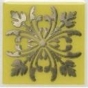 HGD/B252/5246 Вставка Клемансо оливковый 4,9х4,9х6,9