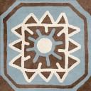 Декор Africa №9 микс 18.6х18,6